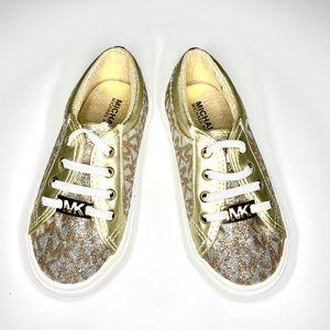 NEW! Michael Kors Girls' Ima Tinsel-T Sneakers